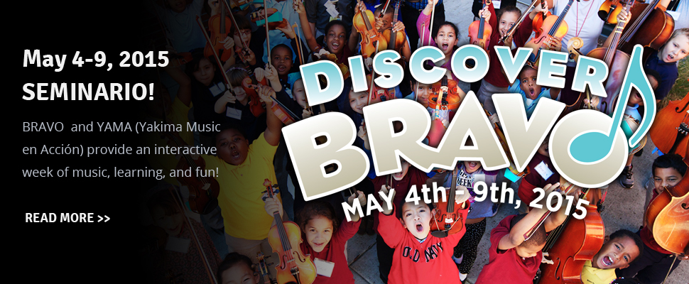 BRAVO and YAMA provide a week of interactive learning, music, and fun!