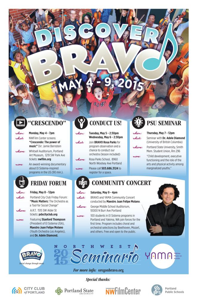 2015 Discover BRAVO 11 x 17
