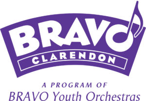 BRAVO Youth Orchestras Clarendon Program Portland Oregon
