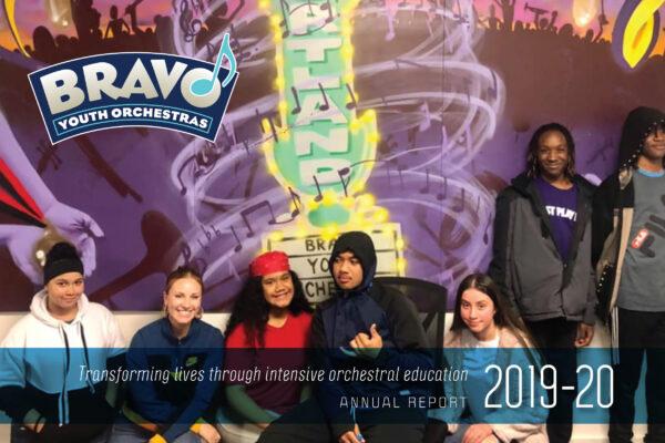 2016-17 BRAVO annual report